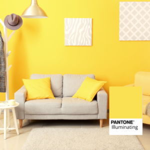I colori Pantone 2021- Illuminating