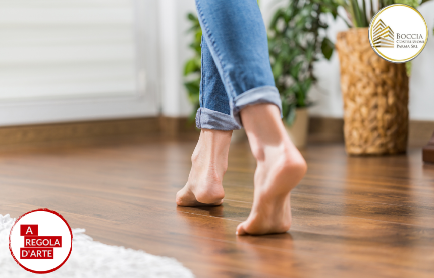 Il pavimento per la tua casa