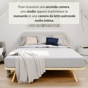 Trasformare la mansarda in camera/ospiti o studio, Boccia Costruzioni