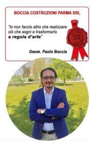 Paolo Boccia - Boccia Costruzioni Parma