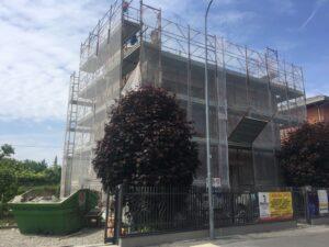 Ristrutturazione facciate, Boccia Costruzioni Parma