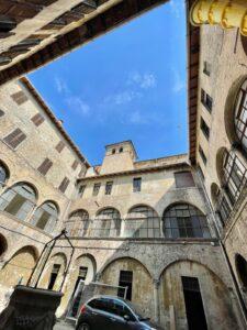 Ristrutturazione facciata a Parma Centro, Boccia Costruzioni