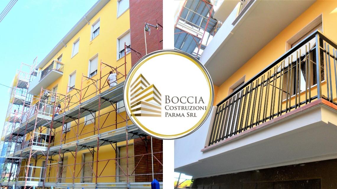 rifacimento facciate e balconi