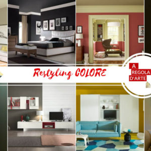 Il colore: 10 semplici idee per cambiare look alla tua casa.
