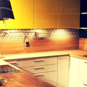 Cucina e colori