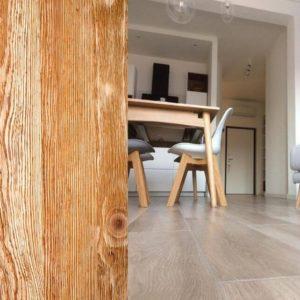 L'alternativa al parquet:  Gres effetto legno